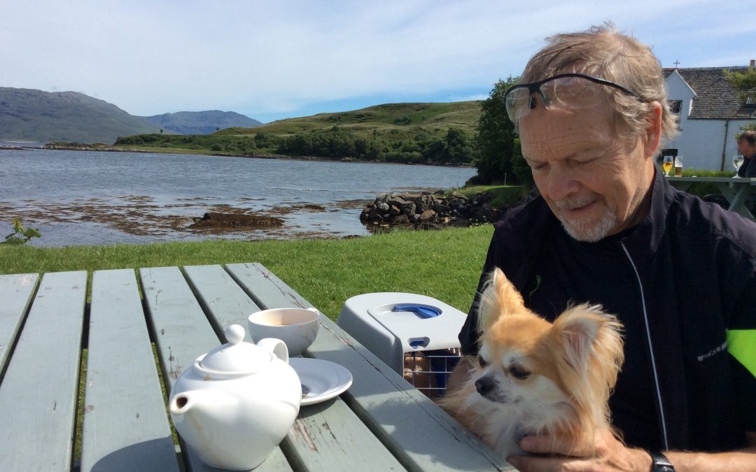 Kip travels to the Isle of Skye for a tea party
