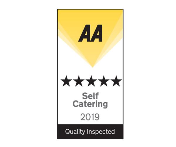 AA 5 Star award
