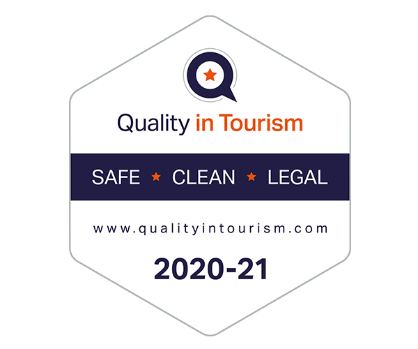 Quality in Tourism Safe Clean & Legal